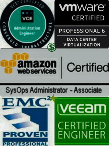 5 Certifications for the Storage Admin